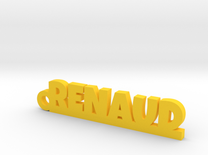 RENAUD Keychain Lucky 3d printed
