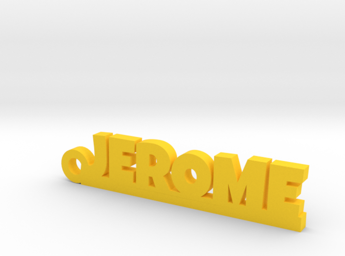 JEROME Keychain Lucky 3d printed