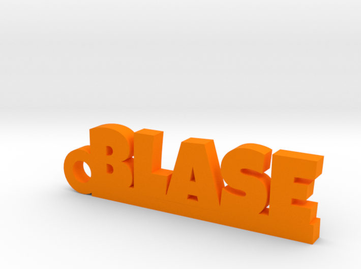 BLASE Keychain Lucky 3d printed