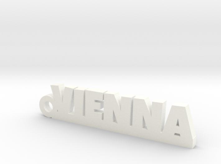 VIENNA Keychain Lucky 3d printed