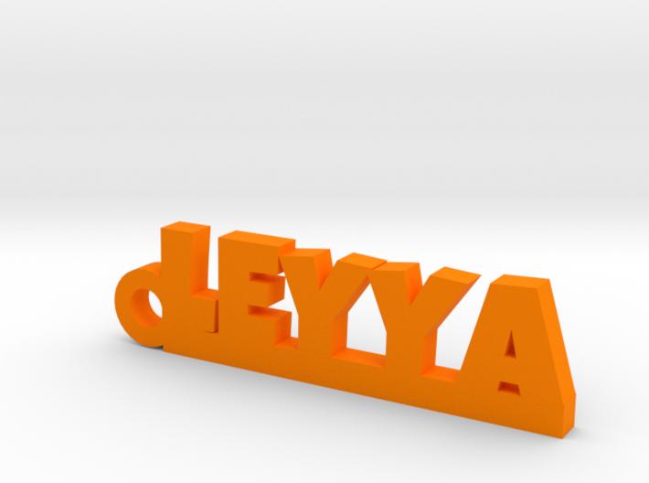 LEYYA Keychain Lucky 3d printed