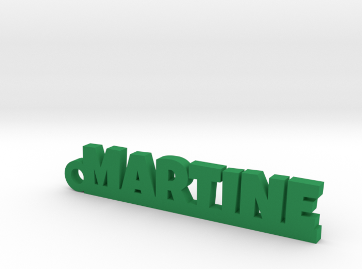 MARTINE Keychain Lucky 3d printed