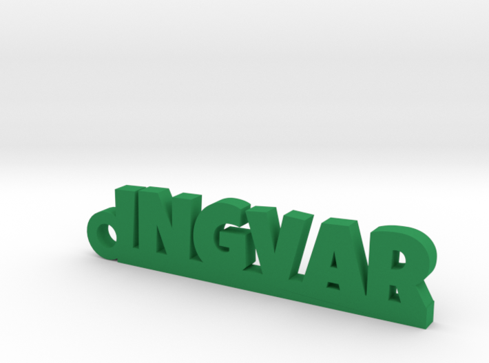 INGVAR Keychain Lucky 3d printed