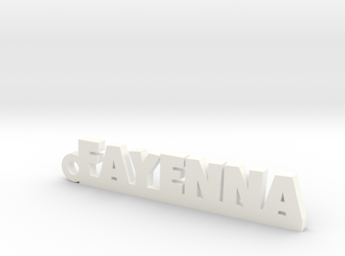 FAYENNA Keychain Lucky 3d printed