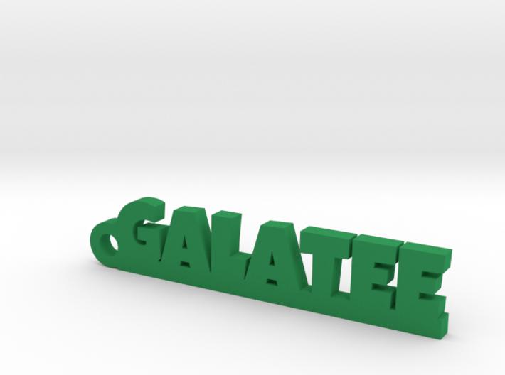 GALATEE Keychain Lucky 3d printed