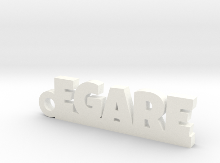 EGARE Keychain Lucky 3d printed