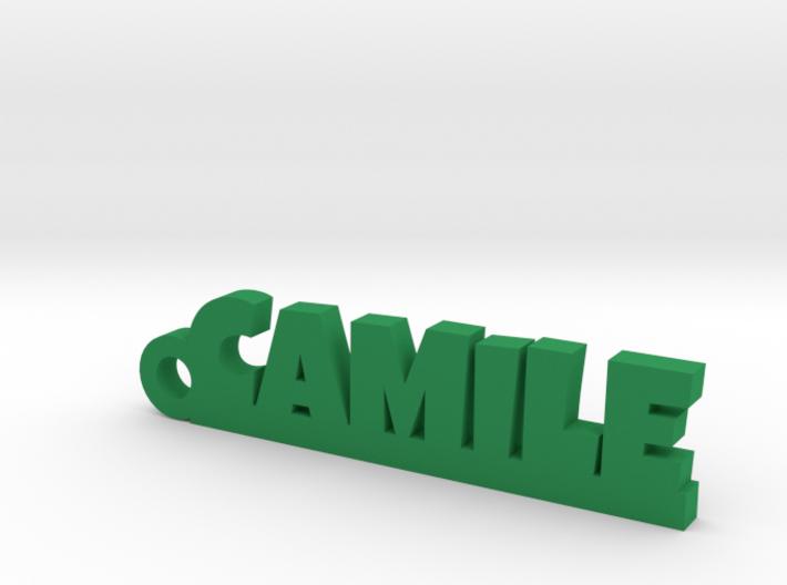 CAMILE Keychain Lucky 3d printed
