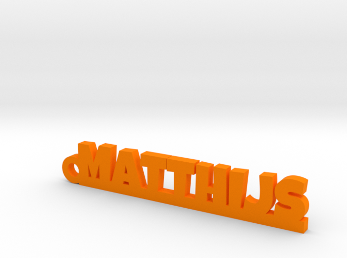 MATTHIJS Keychain Lucky 3d printed