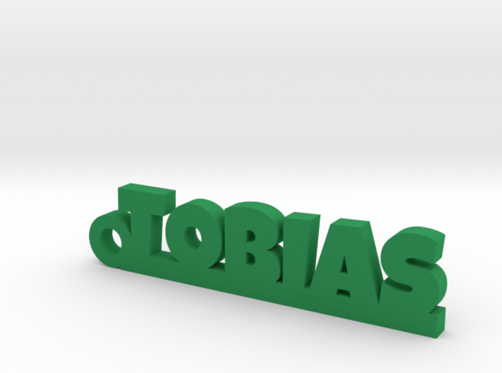 TOBIAS Keychain Lucky 3d printed