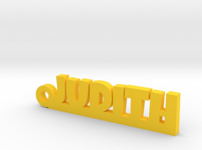 JUDITH Keychain Lucky 3d printed