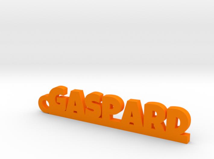 GASPARD Keychain Lucky 3d printed