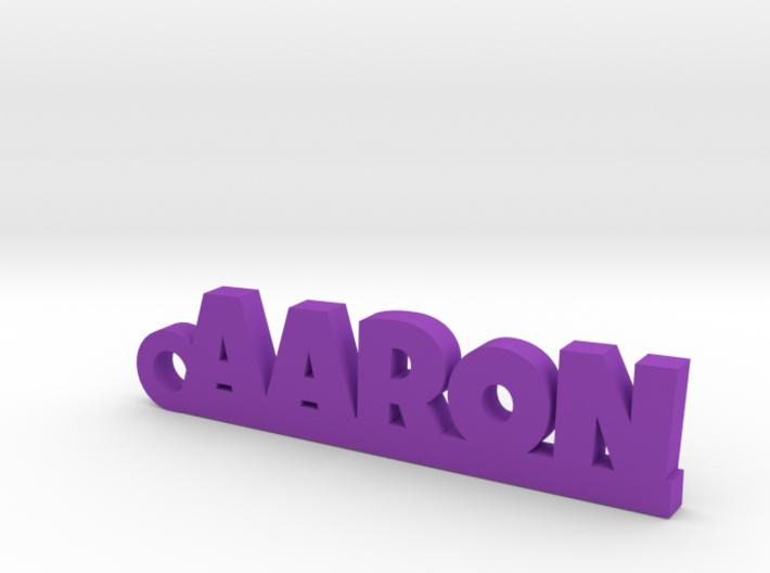 AARON Keychain Lucky 3d printed