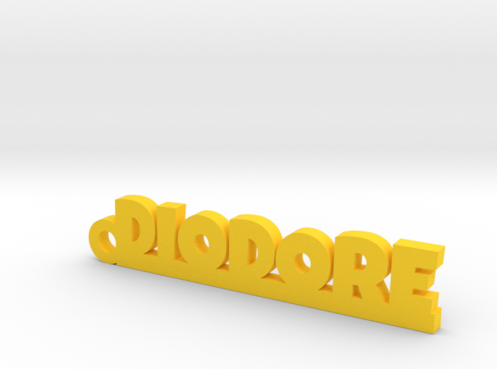 DIODORE Keychain Lucky 3d printed