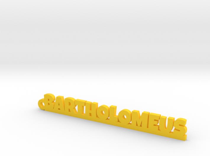 BARTHOLOMEUS Keychain Lucky 3d printed