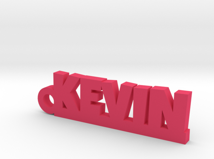 KEVIN Keychain Lucky 3d printed