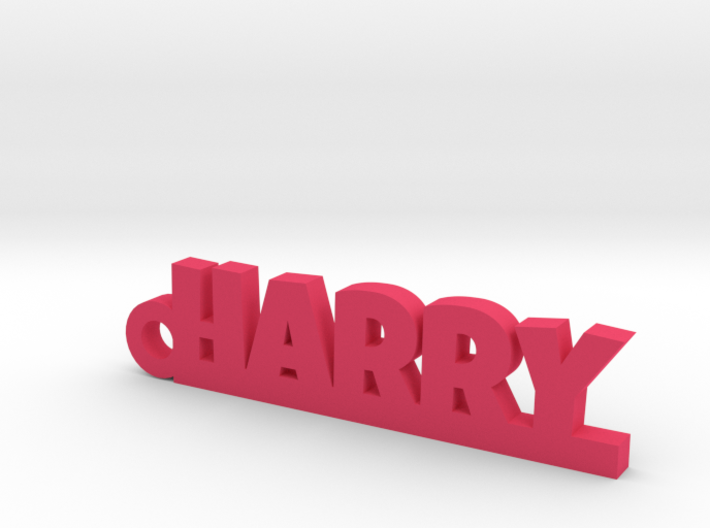 HARRY Keychain Lucky 3d printed