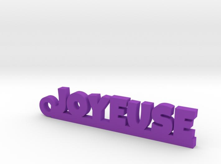 JOYEUSE Keychain Lucky 3d printed