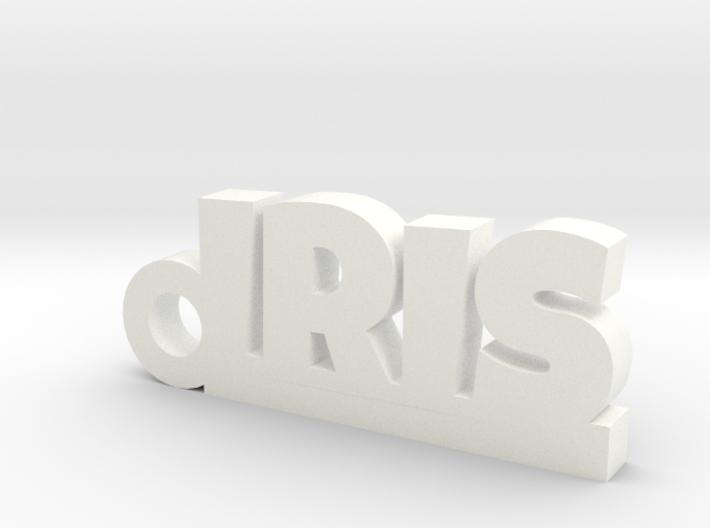 IRIS Keychain Lucky 3d printed