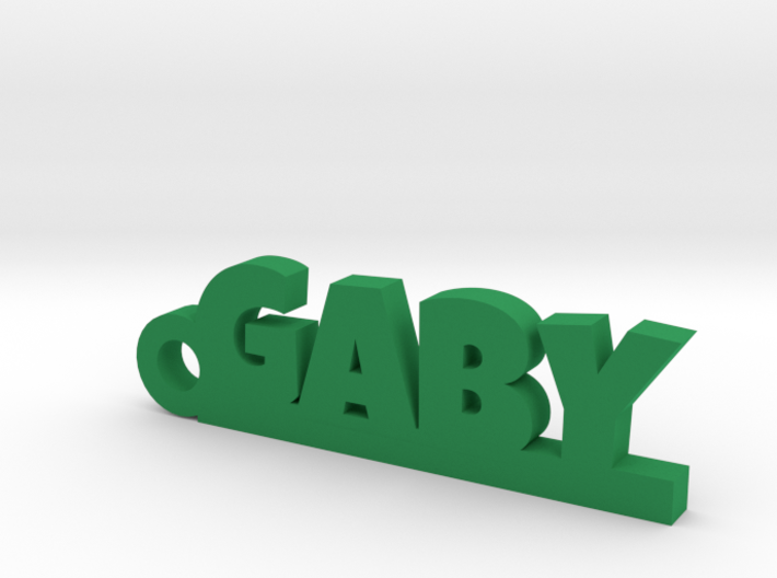 GABY Keychain Lucky 3d printed