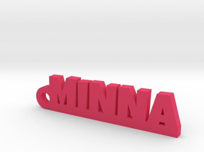 MINNA Keychain Lucky 3d printed