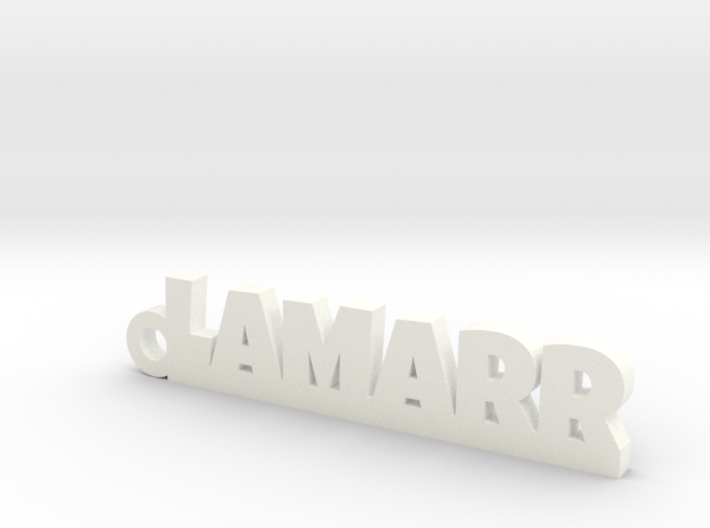 LAMARR Keychain Lucky 3d printed