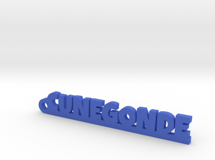 CUNEGONDE Keychain Lucky 3d printed