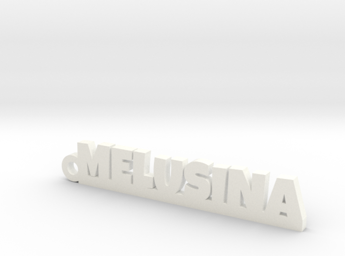 MELUSINA Keychain Lucky 3d printed