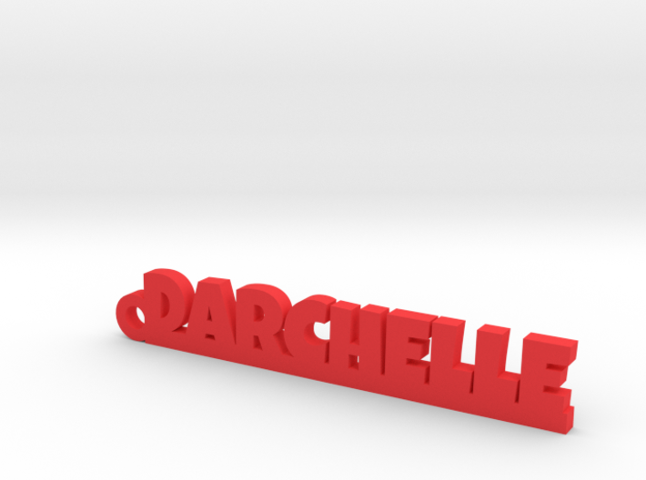 DARCHELLE Keychain Lucky 3d printed