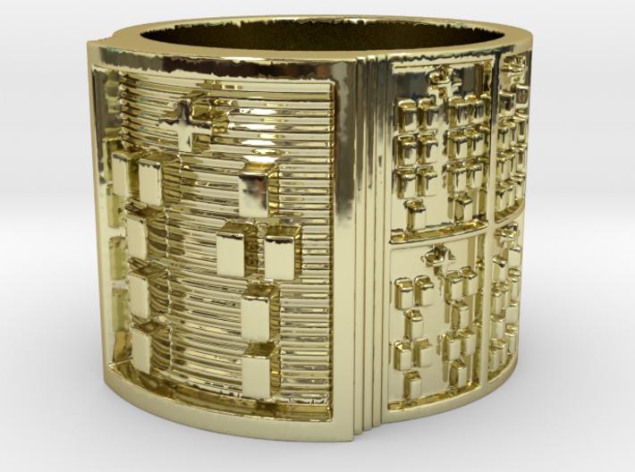 OTURASA Ring Size 11-13 3d printed