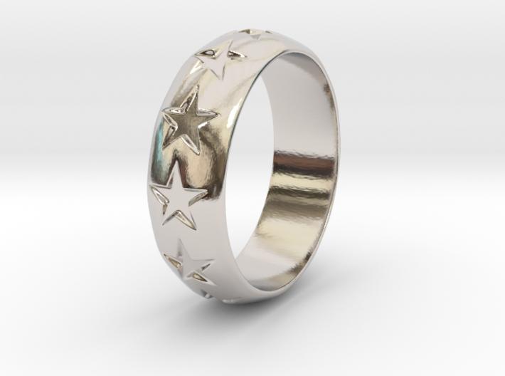 Eugen - Ring 3d printed