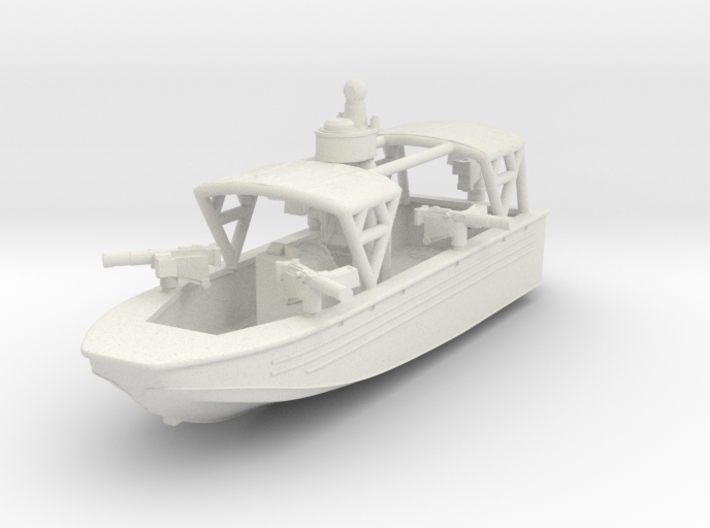 1/144 USN SWCC SOC-R with canopy and guns 3d printed