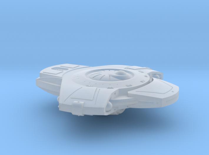 Terran Indifferent Class Escort - 1:7000 3d printed