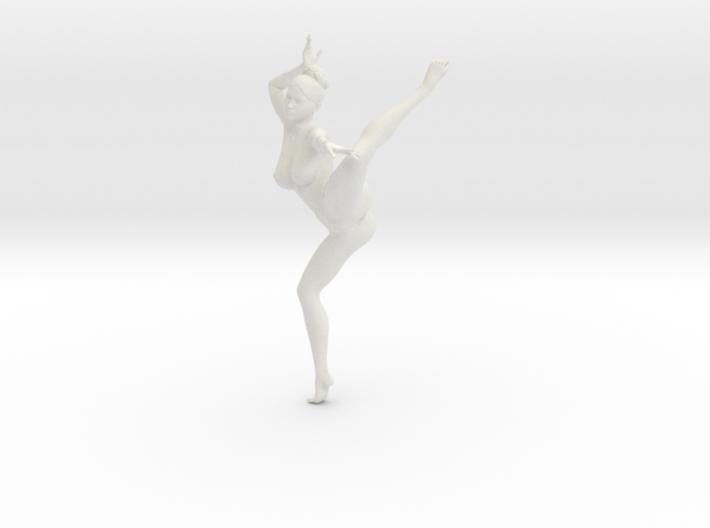 1/18 Nude Dancers 017 3d printed