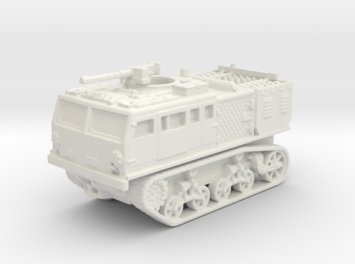M4 tractor (USA) 1/144 3d printed