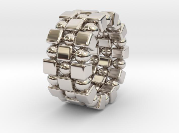 Claudette T. - Ring 3d printed