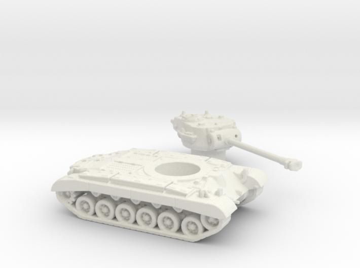 M26 Pershing (USA) 1/200 3d printed