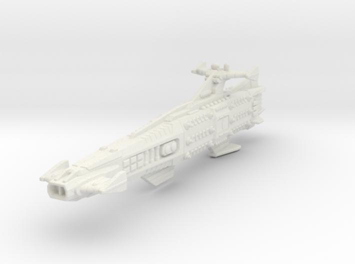 Ikennek Battleship 3d printed