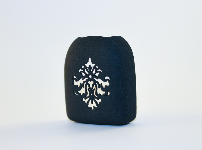 Omnipod Pod Cover - Damask 3d printed