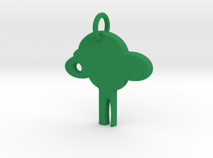 Wish Tree 3d printed