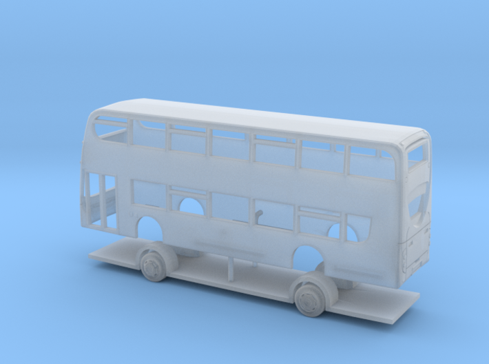 ADL Enviro National Express 1/148 3d printed