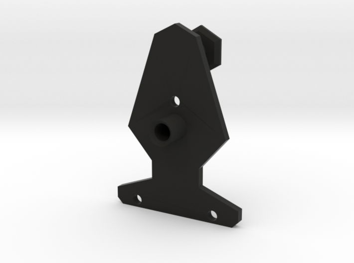 Universal Quick Gas Can Mount 3d printed
