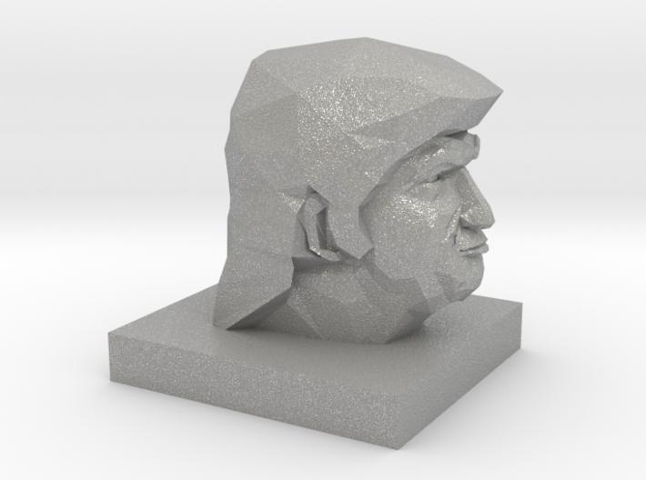 Trump Head 3d printed