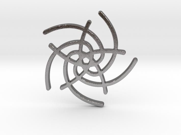Five Lines I - Gitinbel 3d printed