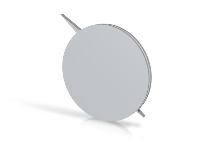 The Flash - Chest Emblem 3d printed