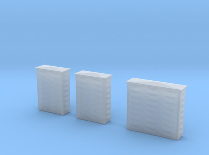 TJ-H01108 - Armoires electriques urbaines 3d printed