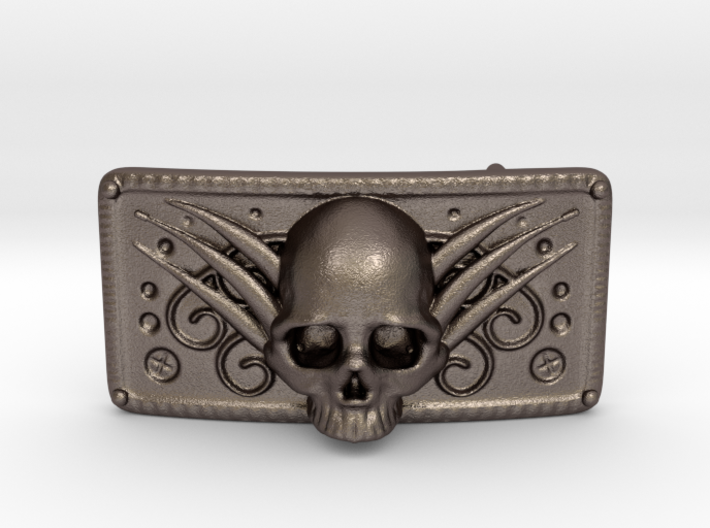 Belt Buckle 3d printed