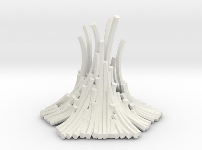 base STL (repaired) 3d printed