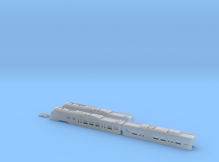 Stadler FLIRT 3 - NS version 3d printed