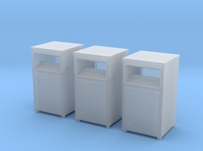 TJ-H01120x3 - Bennes a textile 3d printed