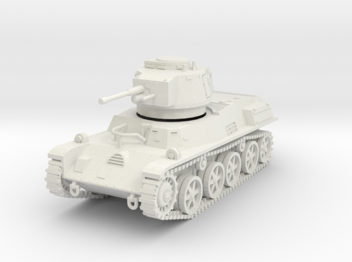 PV177A Stridsvagn m/38 (28mm) 3d printed